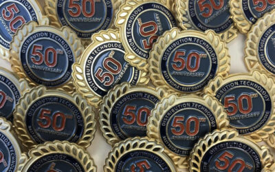 Distribution Technology Proudly Celebrates 50 Years of Excellence