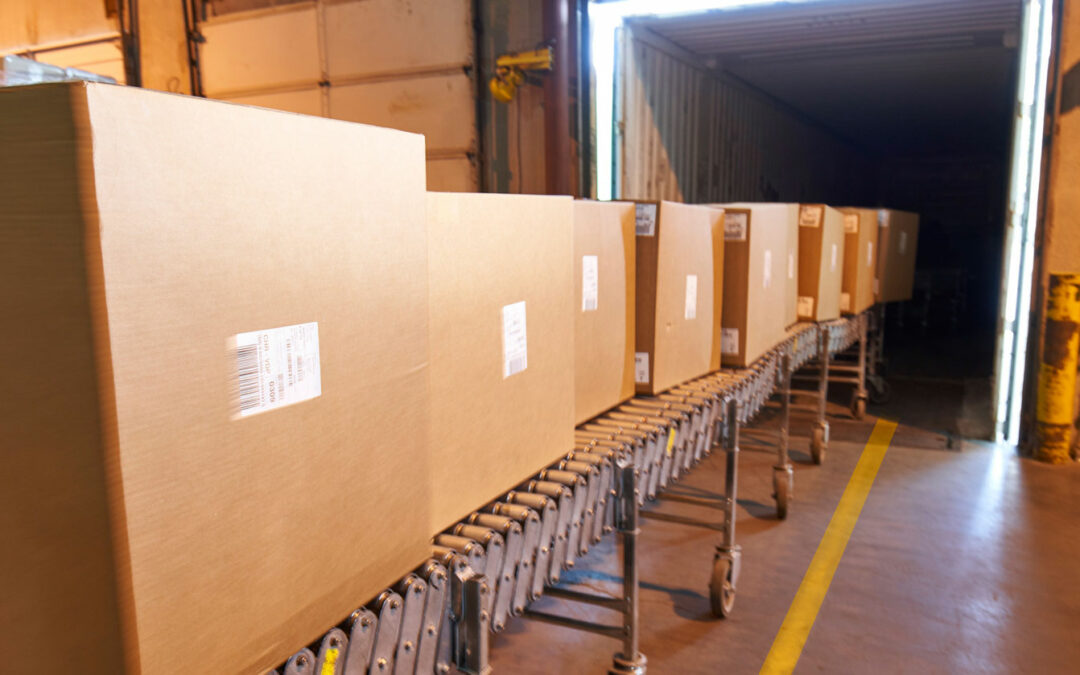 Advantages of Distribution Technology as a Regional Third-Party Logistics (3PL) Provider in Charlotte