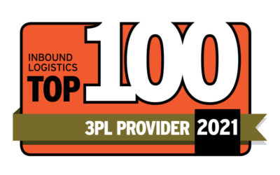 Distribution Technology again named among Top 100 Third-Party Logistics Providers