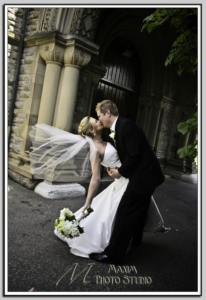 maxim photo studio captured the wedding at Norman Chapel