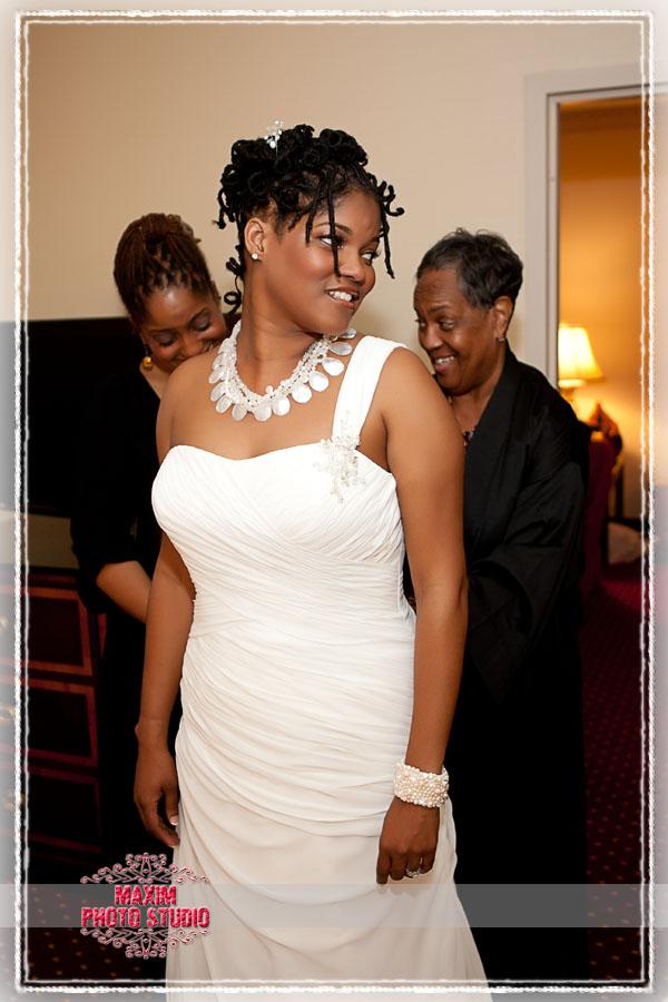 Cincinnati Marriott North Weddings