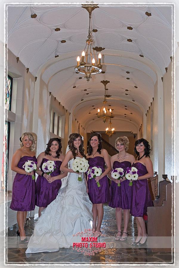 Grace United Methodist Church OH wedding