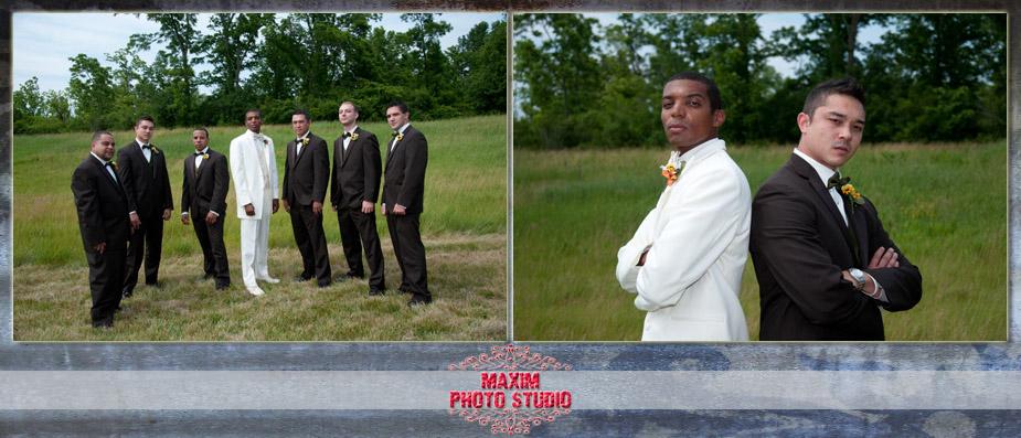 Winton Woods Wedding Portraits