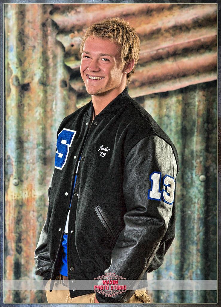 Maxim Photo Studio captured the Springboro Senior Photo 3
