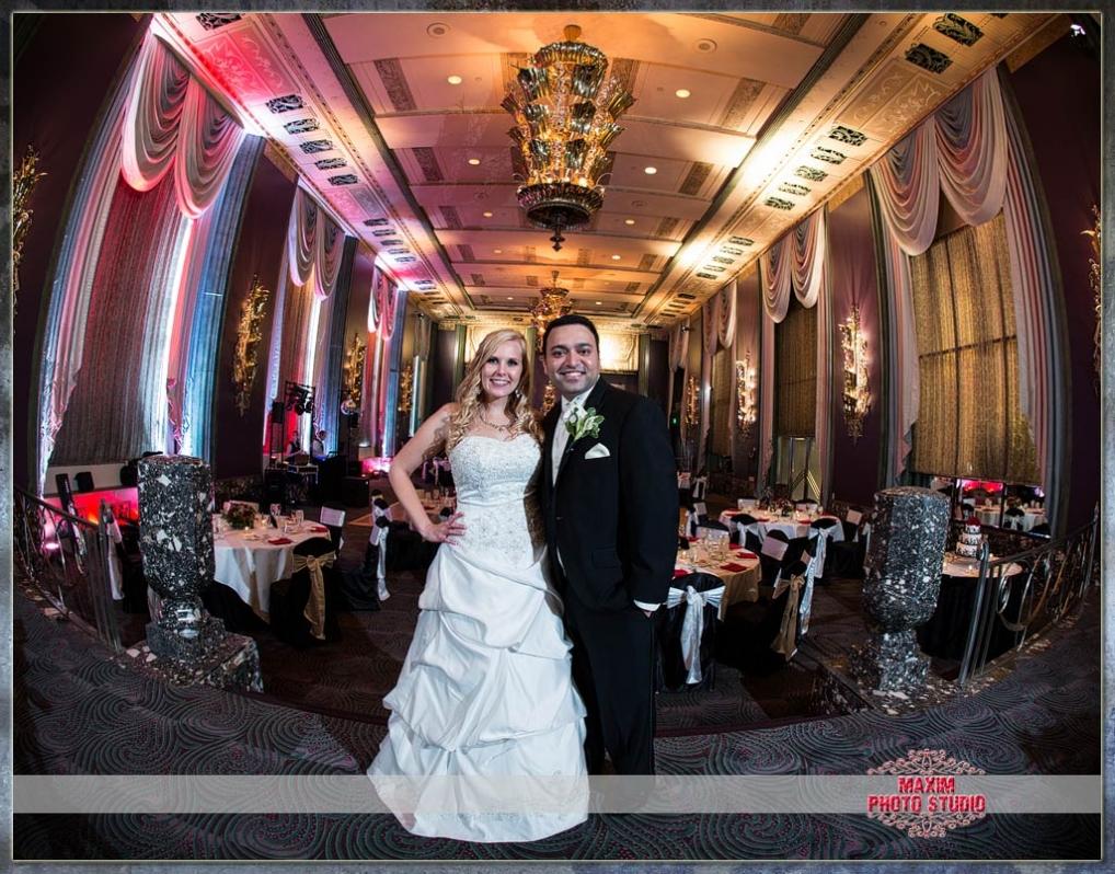 Maxim Photo Studio captured the wedding photo-1 at Hilton-Netherland-hotel