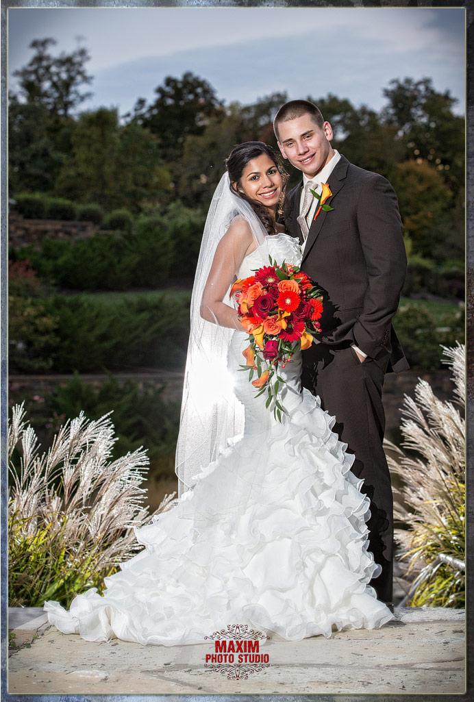 Cincinnati Anderson Center Wedding
