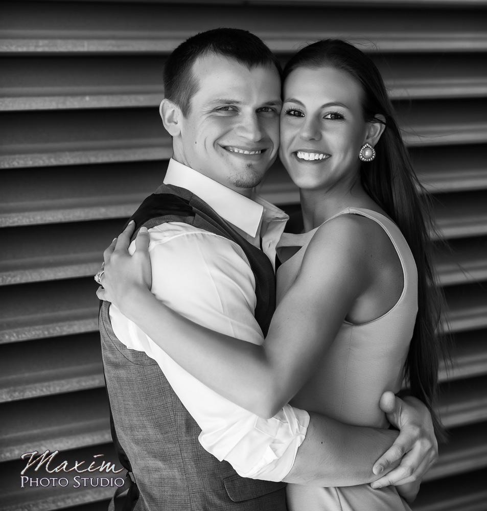 Columbus engagement wedding photography