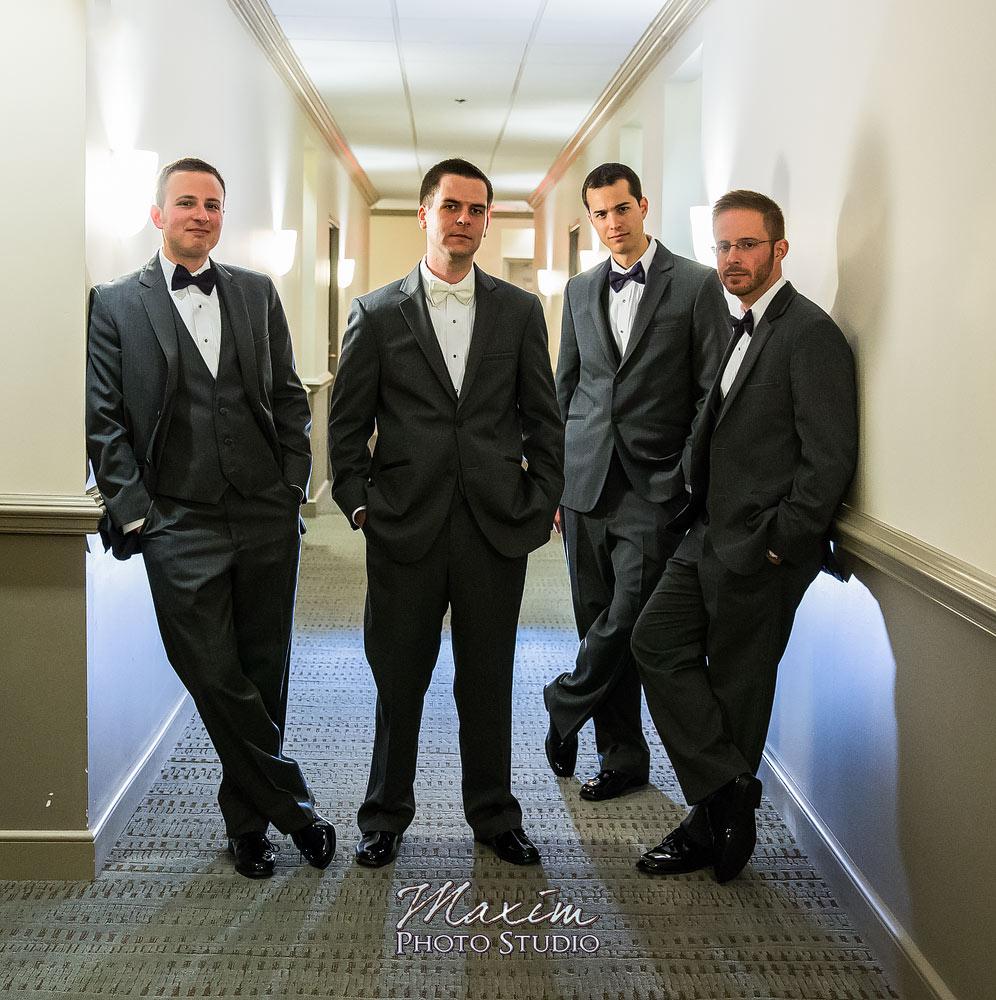 Marcum Center Ohio Wedding Miami of Ohio