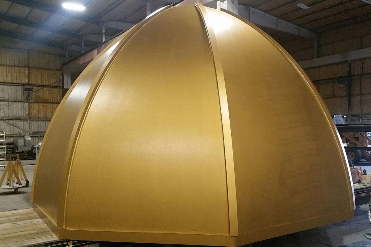 Church dome 2