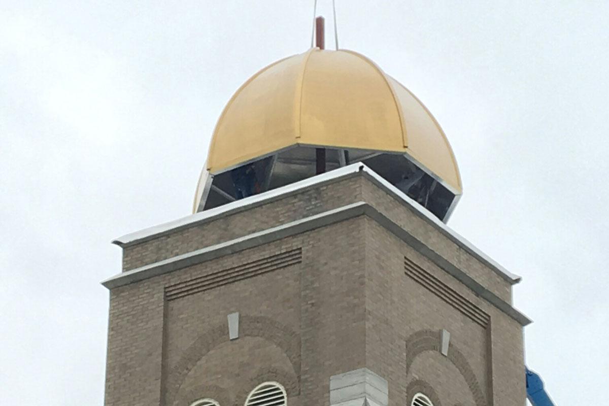 Church dome 3