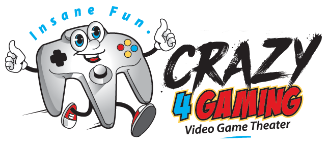 Crazy 4 Gaming Video Game Truck