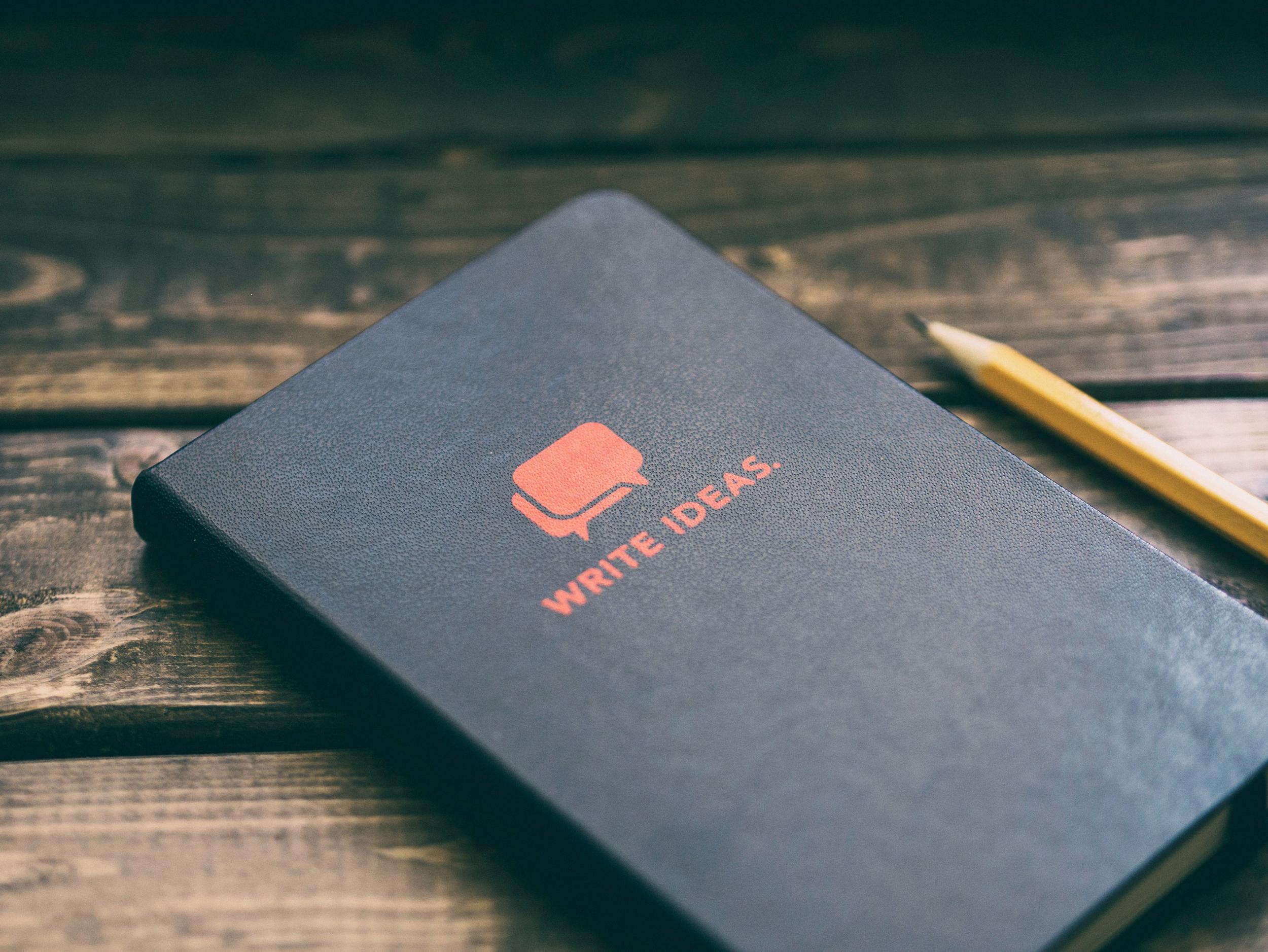 Black Notebook