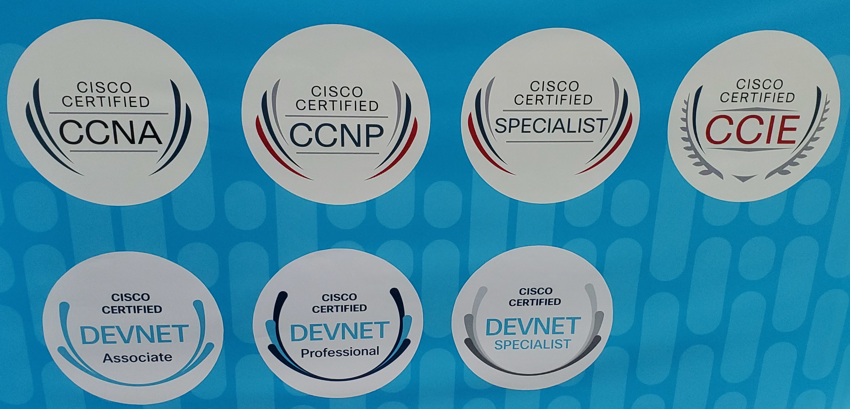 The New Cisco CCNA, Specialist & CCNP Programs - RichTechGuy