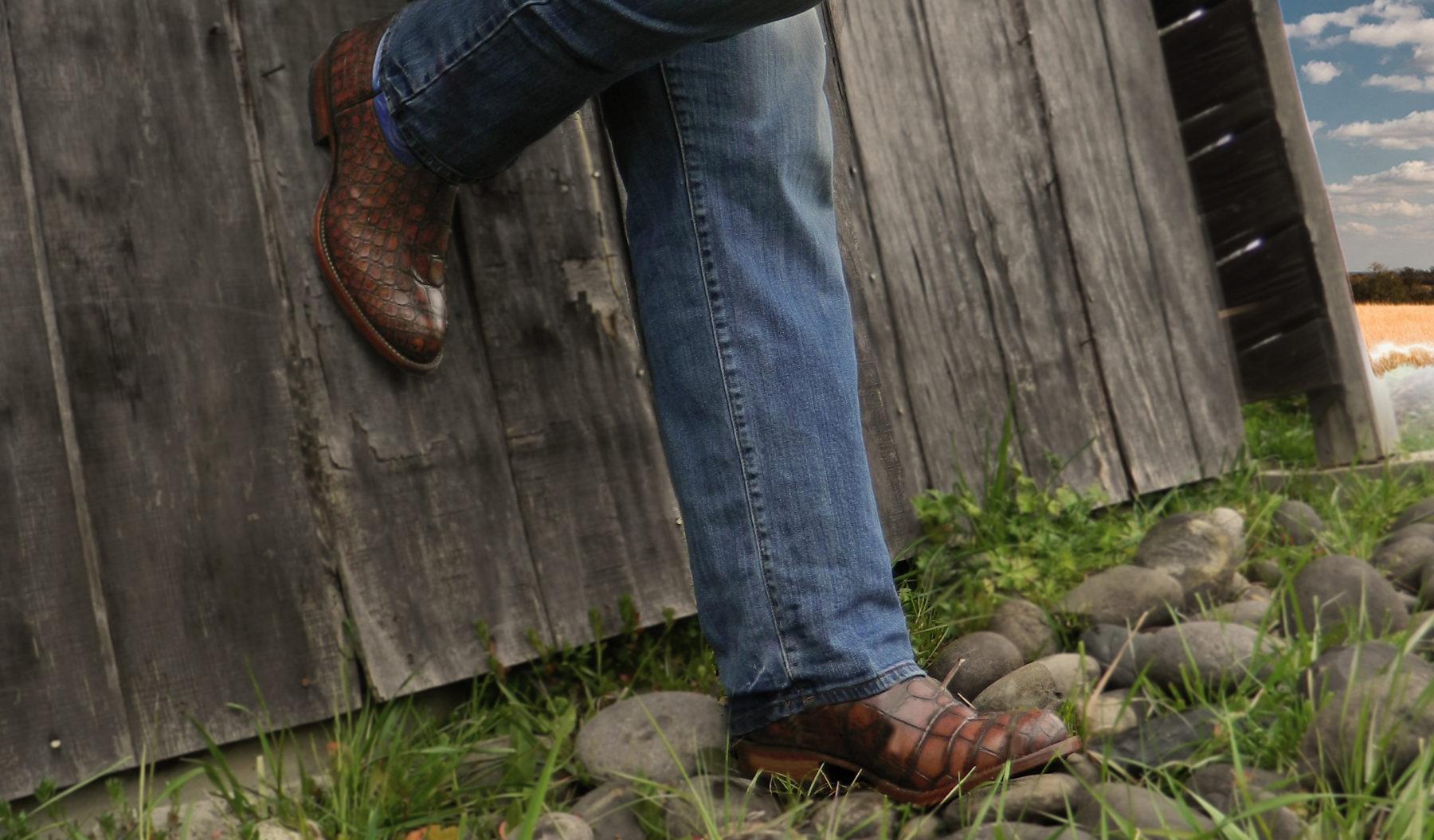 Tejas Boots