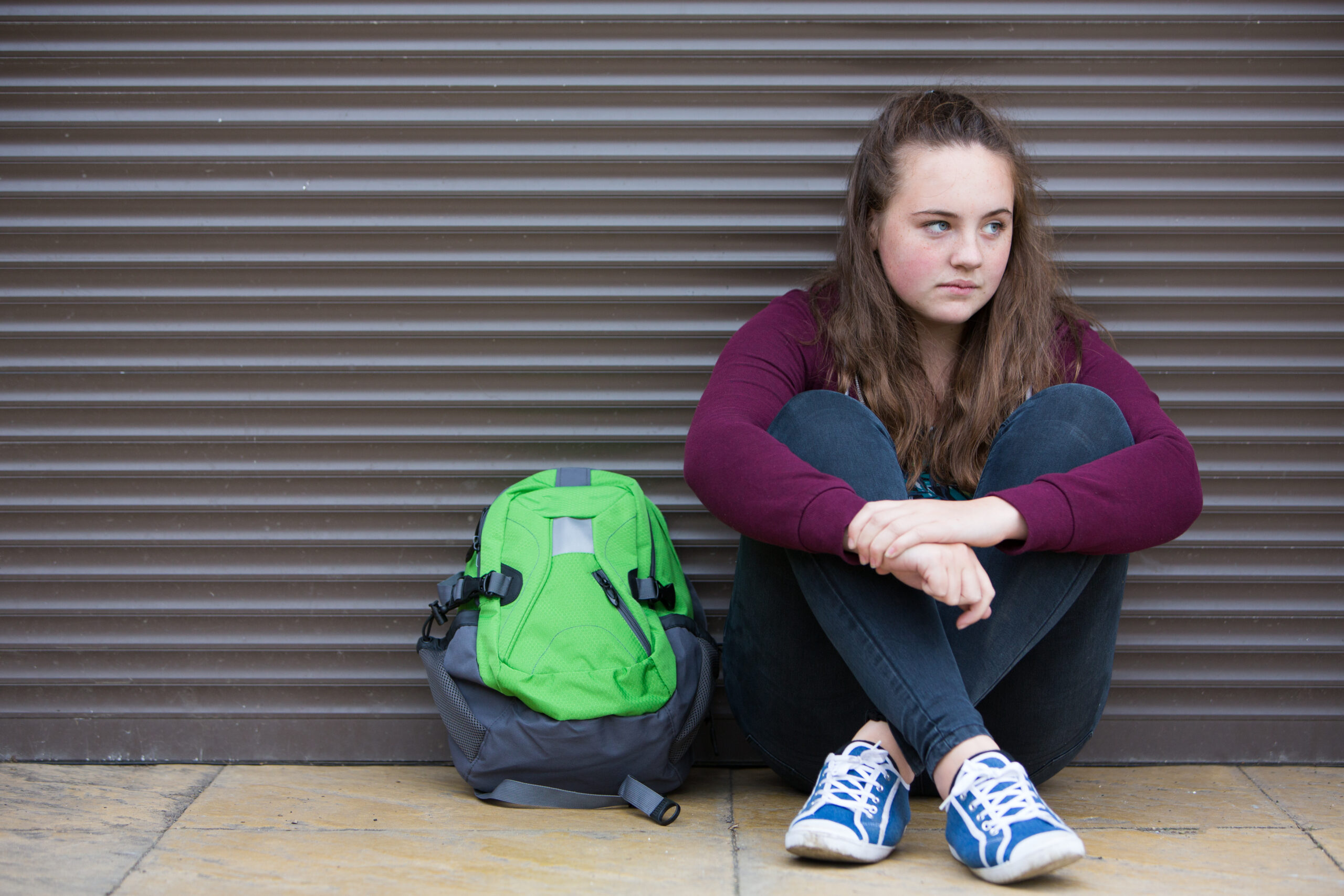 Why Youth Run Away – National Runaway Prevention Month