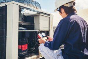 Heating repairman in CT