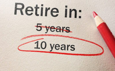 The Monetary Benefit of Delayed Retirement