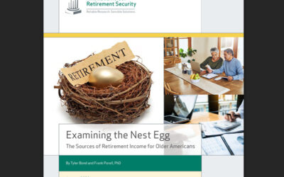Retirement Security Is On A Treacherous Path, New Report Warns