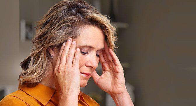 pounding headaches