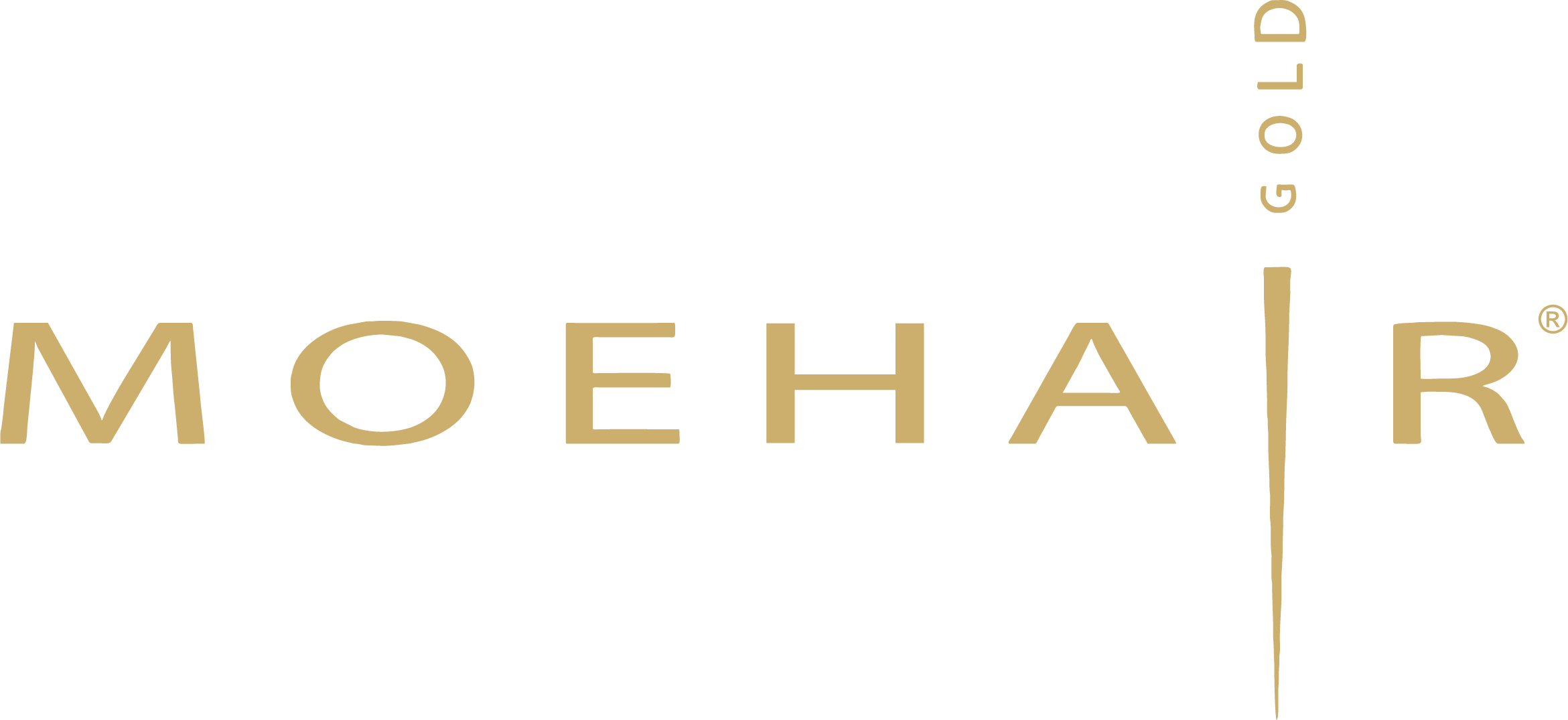 Moehair-one-color-Logo-Gold