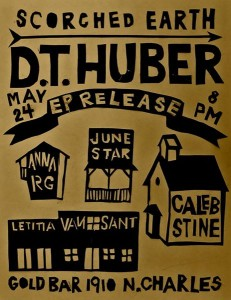 Gold Bar 5-24-14 EP Release