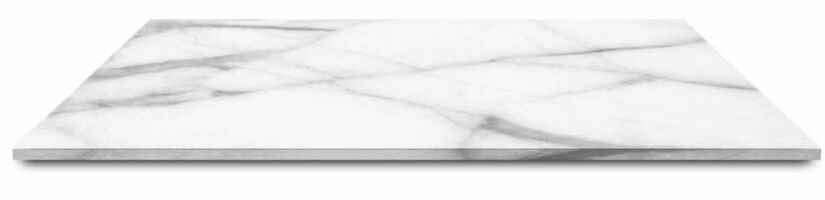 Marble Piece Isolated