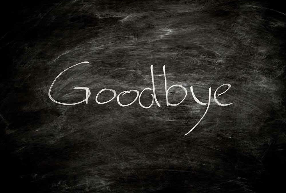 Saying Goodbye To Your Plans And Hello To God's Plan For You!
