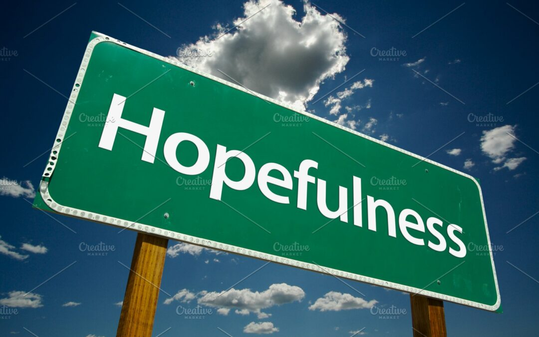Goodbye Despair And Hello Hopefulness, By Dr. Lanny L. Johnson