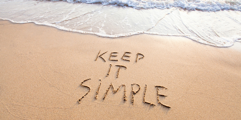 National Simplify Your Life Week Tips