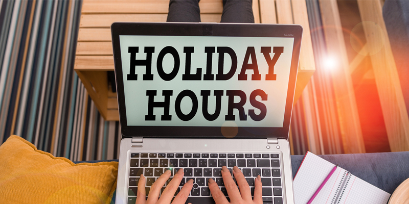 Survive The Holidays Working Remotely