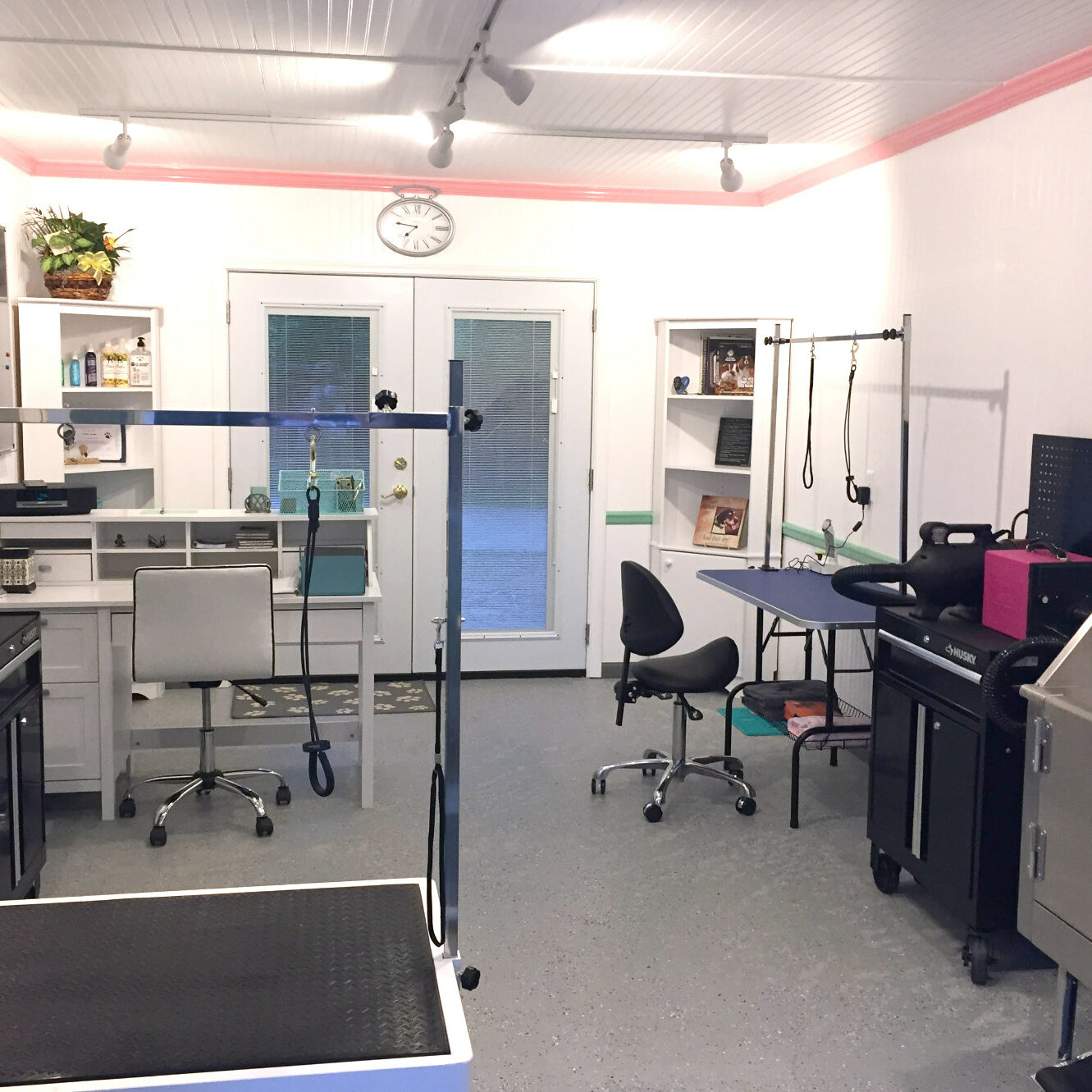 dog-grooming-flower-mound-tx-facility