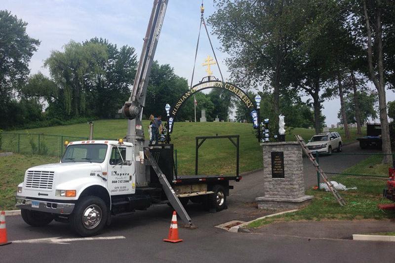 Crane Equipment for Kapura
