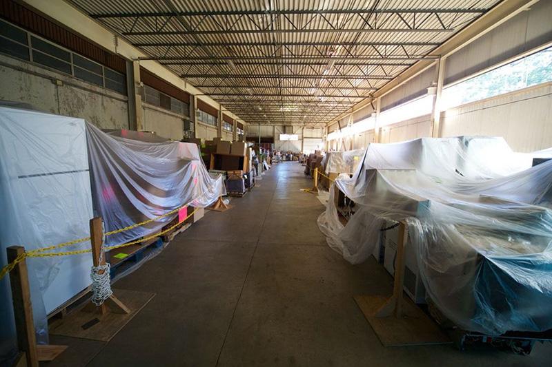 Personal Belongings Storage at Kapura