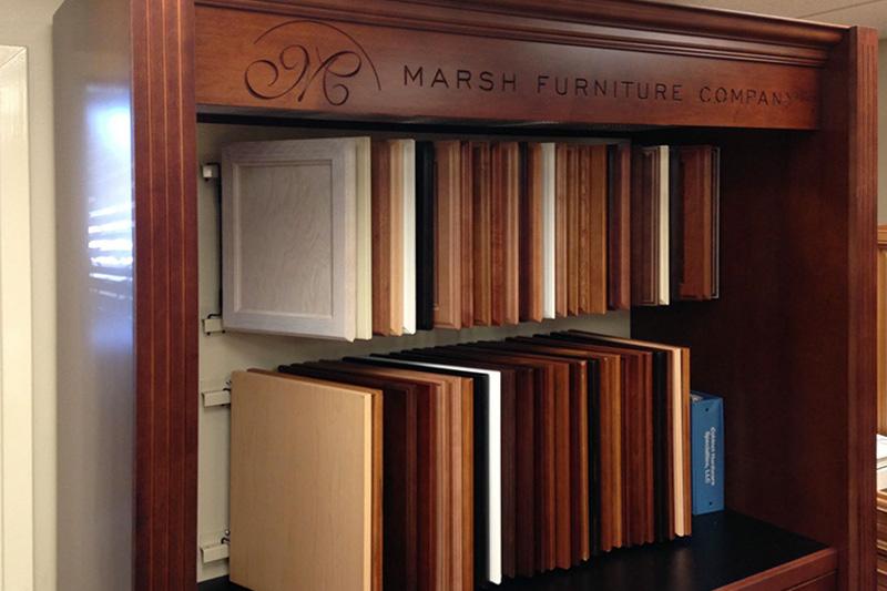Kapura Showroom Cabinets