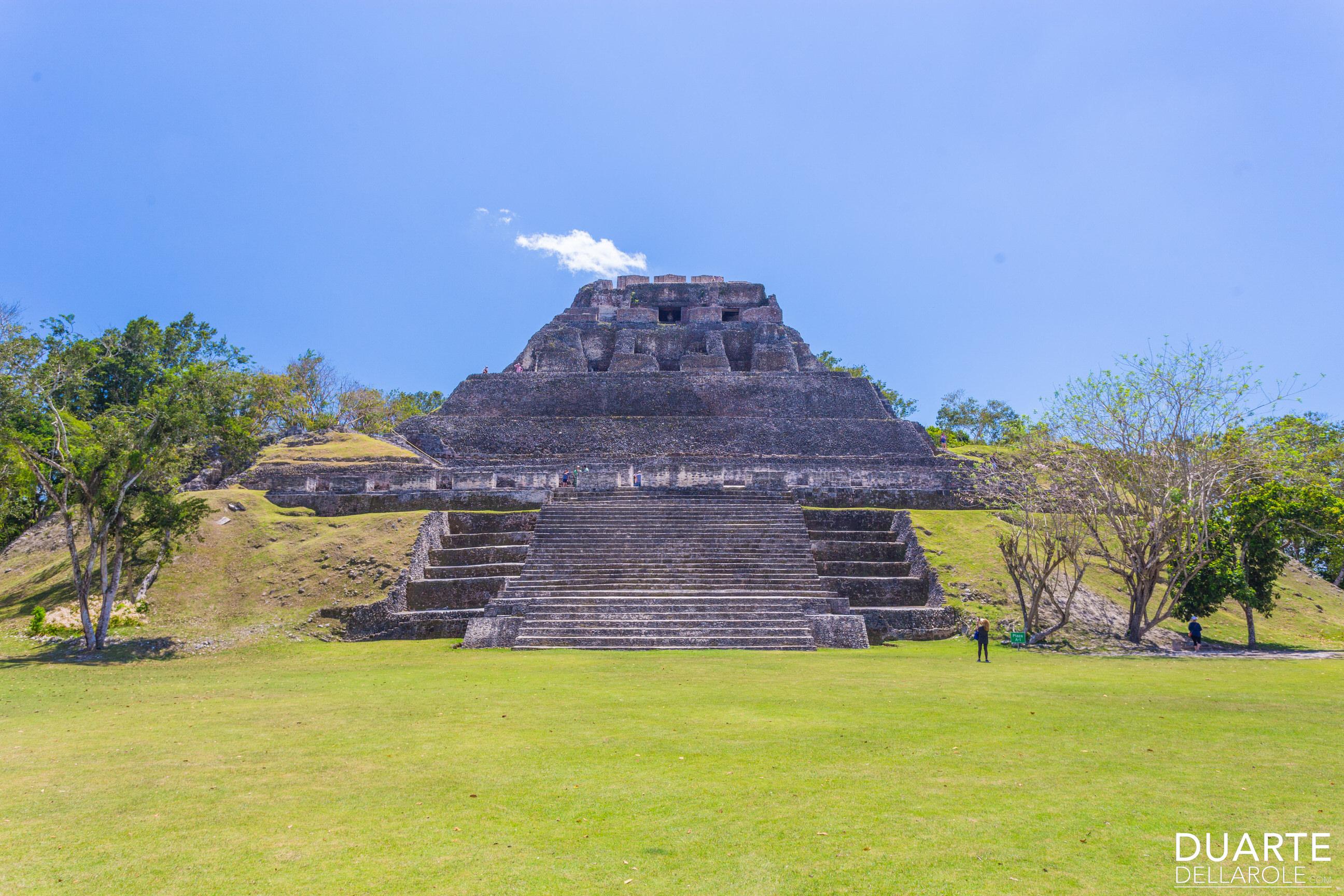 Mayan Ruins Photo 1