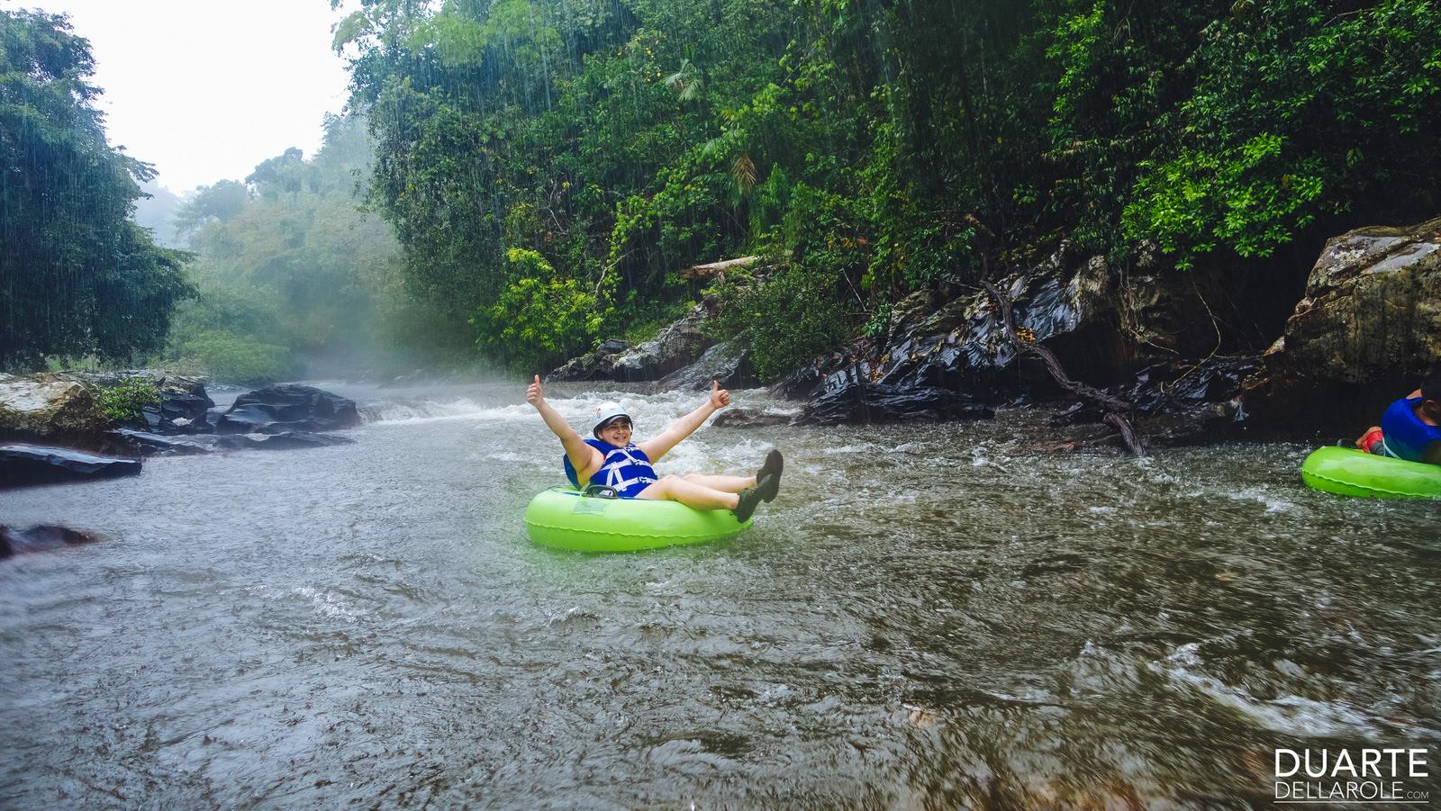 Zipline and River Tubing Photo 3