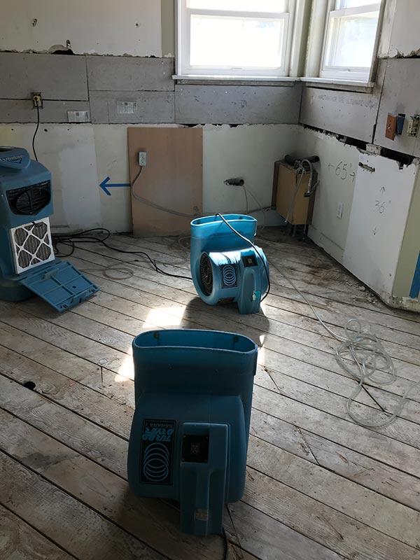 Water Damage Company Austin TX