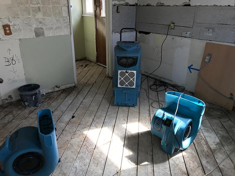 Water Damage Restoration Company Austin TX