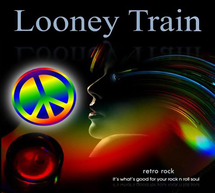 Looney Train Cool Logo
