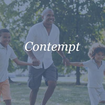 Merril S. Chin, Contempt, Family Law, Peabody, MA