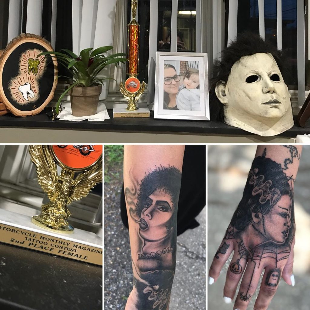 South Jersey Tattoo Artist Award Winners