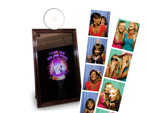 Sweet 16 Photo Booths