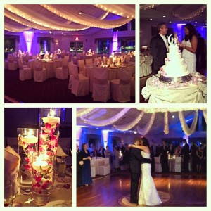 Wedding DJ with Wedding up-Lights, Long Island Wedding DJ