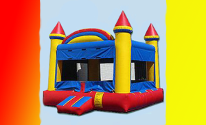 Long Island Inflatable Bounce House, Moon Jump