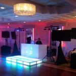 Communion DJ Long Island NY. Nassau and Suffolk Commuion DJ Entertainment with Zap Shot Photography and LED Dance Stages