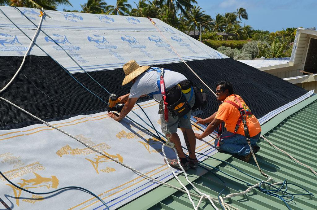 Sharkskin Vent Mat Oahu
