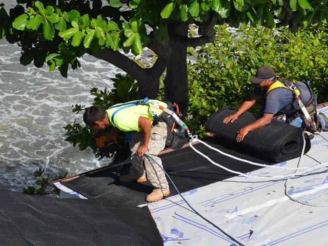 Oahu Sharksin Ultra SA Vent Mat