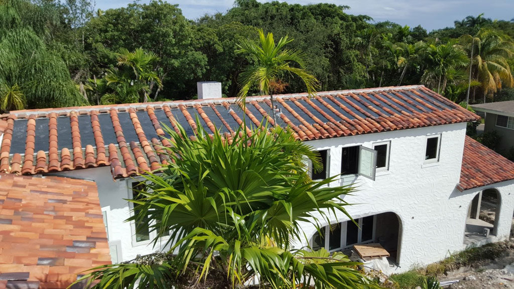 Sharkskin Ultra and Ultra SA Energy Saving Roof