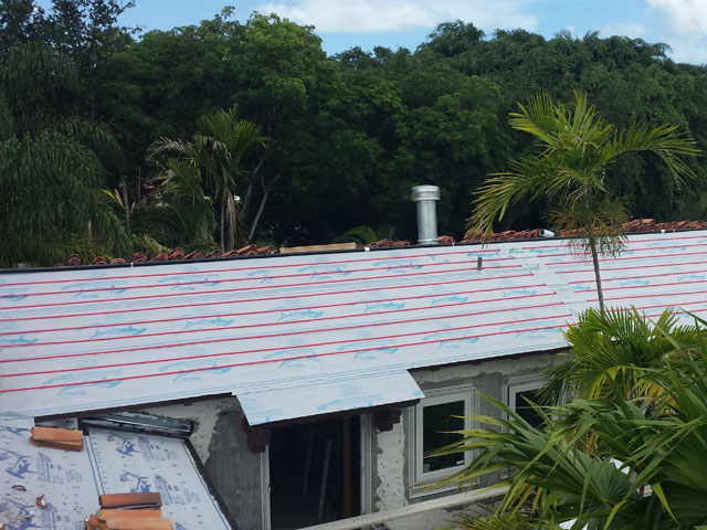 Energy Saving Roof Miami
