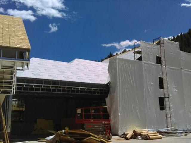 Monarch Casino Colorado Sharkskin Metal Roof